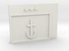 Navy 3d printed