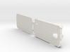 Samsung Galaxy S4 active - i9295 - limp flip case 3d printed