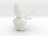 LoveLego: Clondo. 3d printed Realistic Render