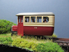 009 Donegal Irish Railcar  3d printed
