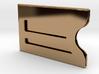 Customizable Bank / Credit / Card Case 3d printed
