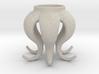 Octopus tea light 3d printed