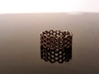 Honeycomb fashion Ring Size 12 3d printed