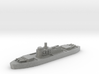 Panamax 4-slot Military Ship (alternate version) 3d printed