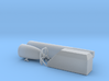 Boeing 737 parts for flatcar - HOscale 3d printed