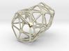 Generative Bracelet 3d printed