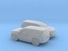 1/200 2X 2008-Present Toyota Land Cruiser 3d printed