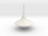 art nouveau inception spinneer 3d printed