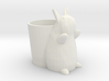 Bunny Cup 3d printed