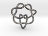 0355 Hyperbolic Knot K6.20 3d printed