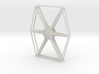1:38 Scale TIE Fighter Wing Assembly 3d printed