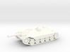 Romanian Maresal Tank Destroyer SPG 1/100th 15mm 3d printed