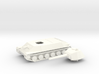 Czech Skoda Panther T-25 1/100th 15mm 3d printed