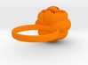 Pumpkin ring - Size 10 3d printed