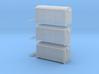 3 Pack - VEA - VANWIDE - N Scale 3d printed