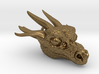 Dragon head pendant 3d printed