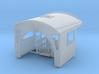 Sou Ry. Locomotive Cab for Bachman 4-8-2 - HO 3d printed