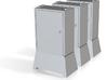 N 1:160 Baustromverteiler (3 Stk) 3d printed