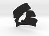 Whytewolf Coaster/Badge 3d printed