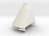 "'S Scale' - 6 Duct - 10"" 60 Deg. Flat Distributor 3d printed"