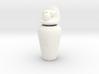 Ancient Egyptian Canopic Jar Hapi 3d printed