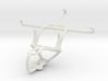 Controller mount for PS3 & Samsung Galaxy E5 3d printed
