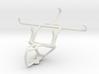 Controller mount for PS3 & verykool s5012 Orbit 3d printed