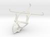 Controller mount for PS3 & XOLO Era 3d printed