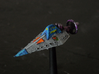 JAL204 Grivenon Defence Cruiser 3d printed