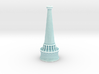 Statue of Liberty Ice Cream Cone 3d printed