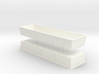 1/64th scale Flatbed Tomato or Produce tubs (2)  3d printed