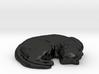 Sleeping Kitty 03 3d printed