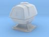 Furuno Radar 1:25 3d printed
