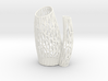 Porifera Vase / Holder Wired (Small) 3d printed