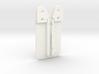 Kylo Ren: Lightsaber Belt Clip (V2) 3d printed