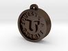 Brony Bit Necklace 3d printed