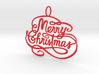 Christmas Tree Ornament  3d printed