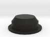 Tavor Handgrip Button - Concave 3d printed
