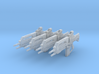 Vindicator XI (1:18 Scale) 4 Pack 3d printed