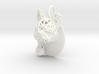 Bulldog Pendant 3d printed