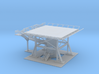 Helicopter Landing Pad Z Scale 3d printed Helicopter Landing Pad Z scale
