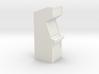 Video Arcade Machine - HO 87:1 Scale 3d printed