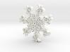 Snowflake2b 3d printed