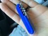 Victorinox 91mm smooth replacement scales  3d printed corkscrew side