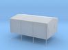 German WW2 Raupenschlepper RSO/01 Canopy 1:18 Scal 3d printed