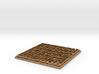 Magic Square Simulated Artifact 3d printed