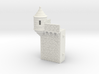 NF4 Modular fortified wall 3d printed