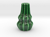 One flower cactus vase 3d printed