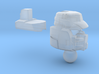 Spacefaring UFO Head 3d printed