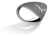 Ring Lang Meshmixed 3d printed